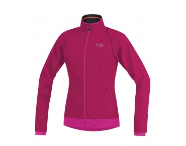 GORE BIKE WEAR ELEMENT LADY WS AS Damen Zip-off Jacke jazzy pink/magenta