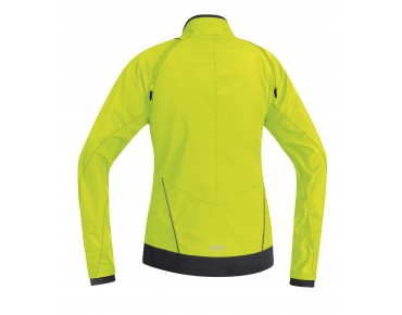 GORE BIKE WEAR ELEMENT LADY WS AS Damen Zip-off Jacke neon yellow/black