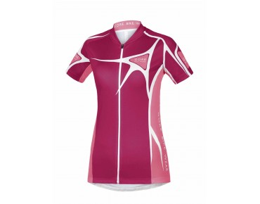 GORE BIKE WEAR ELEMENT LADY ADRENALINE 2.0 women's jersey jazzy pink/giro pink
