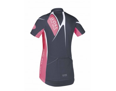 GORE BIKE WEAR ELEMENT LADY ADRENALINE 2.0 women's jersey graphite grey/giro pink