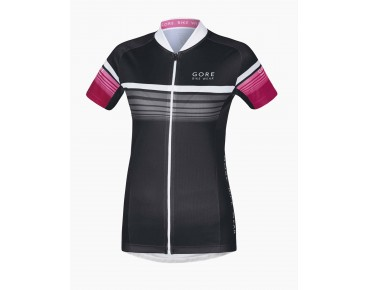 GORE BIKE WEAR ELEMENT LADY SPEEDY Damen Trikot black/jazzy pink