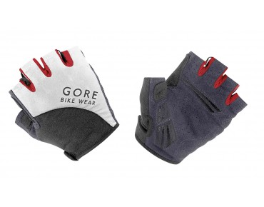GORE BIKE WEAR ELEMENT gloves black-white