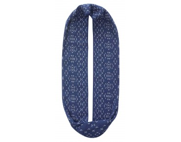 BUFF INFINITY COTTON JACQUARD Loop stich denim