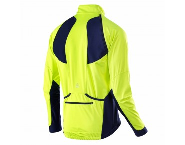 Löffler SAN REMO WS SO LIGHT zip-off jacket signalgelb