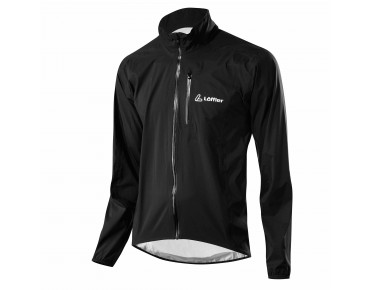 Löffler WPM-3 waterproof jacket black