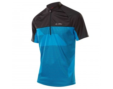 Löffler HZ bike shirt gletscherblau