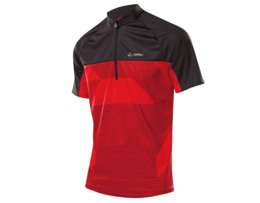 Löffler HZ bike shirt red