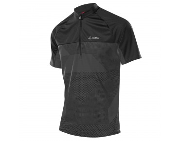 Löffler HZ bike shirt charcoal