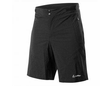 Löffler TOURANO bike shorts incl. inner shorts black