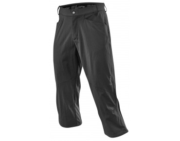 Löffler CSL ¾-length bike trousers charcoal