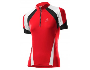 Löffler BIKE HZ women's jersey strawberry