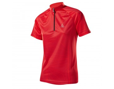 Löffler HZ women's bike shirt strawberry