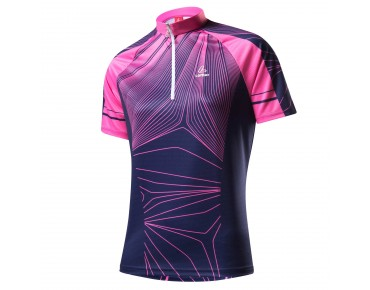 Löffler HZ women's bike shirt magenta