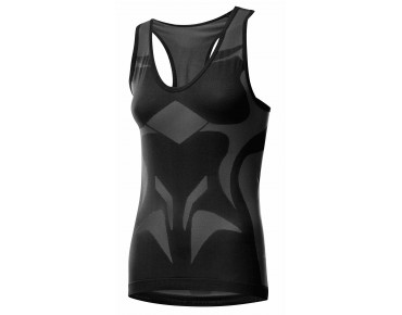 Löffler TRANSTEX LIGHT SEAMLESS women's singlet black