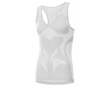 Löffler TRANSTEX LIGHT SEAMLESS women's singlet weiß