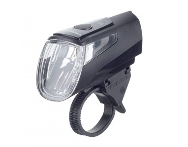 Trelock LS 460 I-GO Power front light black