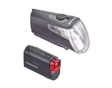 Trelock LS 360 I-GO Eco/ LS 720 Reego ION lighting set -2016- black