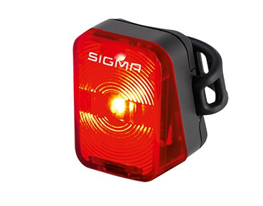Sigma Nugget USB back light black