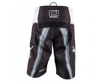 O´NEAL ELEMENT FR Greg Minnaar Kinder Bikeshorts black/white