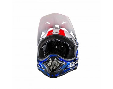 O´NEAL BACKFLIP RL II Vollvisierhelm shocker black/red/blue