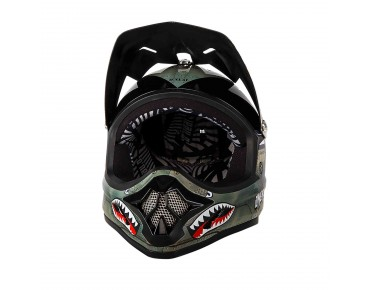 O´NEAL BACKFLIP RL II full visor - casco wingman