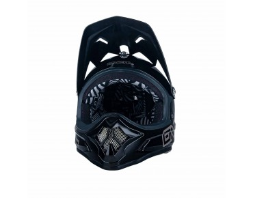 O´NEAL BACKFLIP RL II full visor - casco matte black