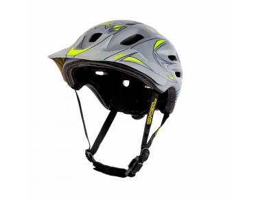 O´NEAL DEFENDER Helm grey/yellow