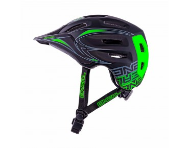 O´NEAL DEFENDER Helm black/green