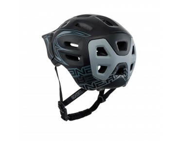 O´NEAL DEFENDER Helm black/grey