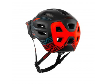 O´NEAL DEFENDER Helm black/red