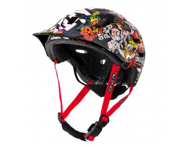 O´NEAL DEFENDER Helm crank black/multi
