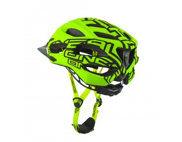 O´NEAL Q RL helmet day-glo yellow