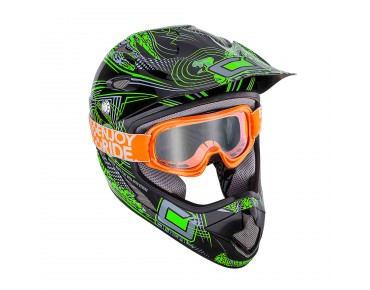 O´NEAL YOUTH Kinder Goggle orange