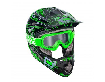 O´NEAL YOUTH Kinder Goggle green