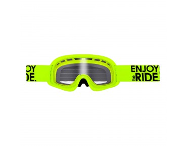 O´NEAL YOUTH Kinder Goggle neon yellow