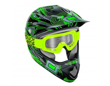 O´NEAL YOUTH kids' goggle neon yellow