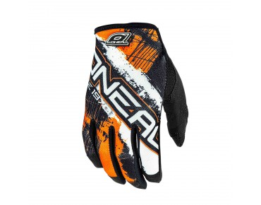 O´NEAL JUMP - guanti SHOCKER black/orange