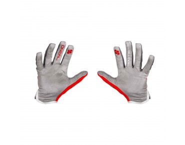 O´NEAL REVOLUTION full finger gloves red