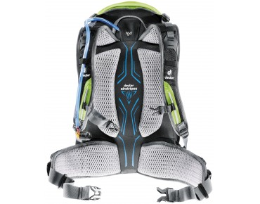 deuter TRANS ALPINE PRO 28 backpack steel-papaya