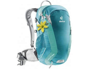deuter BIKE ONE 18 SL Damen-Rucksack petrol-mint