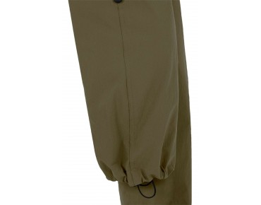 GONSO MARCEL Pants burnt olive