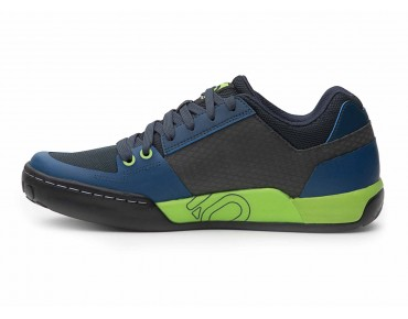 FIVE TEN FREERIDER CONTACT - scarpe MTB flat semi solar/green