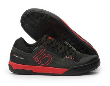 FIVE TEN FREERIDER CONTACT flat pedal shoes team black