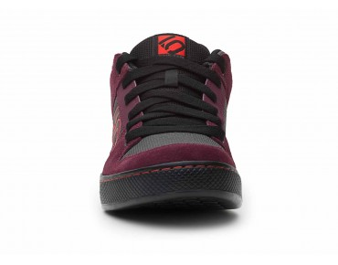 FIVE TEN FREERIDER - scarpe MTB flat maroon