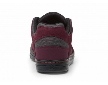FIVE TEN FREERIDER flat pedal shoes maroon