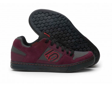 FIVE TEN FREERIDER flatpedaal schoenen maroon