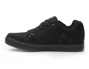 FIVE TEN FREERIDER flat pedal shoes black leather