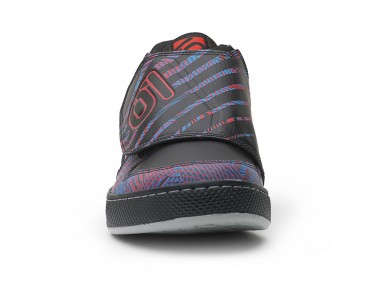 FIVE TEN FREERIDER ELC flatpedaal schoenen psychedelic red