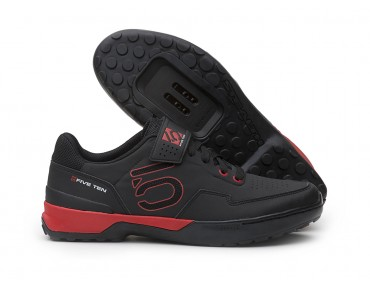 FIVE TEN KESTREL LACE MTB shoes red/black