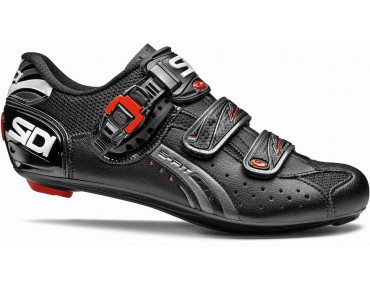 SIDI GENIUS 5 FIT MEGA road shoes black